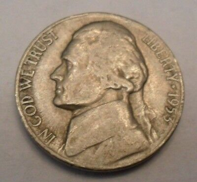 1953 S Jefferson Nickel    *AG OR BETTER*   **FREE SHIPPING**