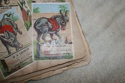 Amazing Scrapbook - 1880s to 1912 - Black Americana and Trade Cards plus