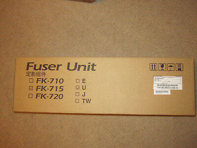 FK-715 Fuser (Fixing) Unit 302GR93057