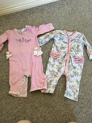 Bebe 00 Girls Long Suits