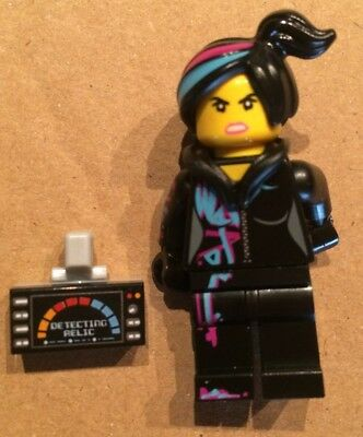 Lego Wildstyle Minifigure. Never Played With.
