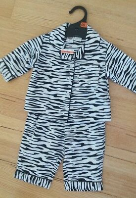 BNWT Children's Flannel Pyjama   Size 00