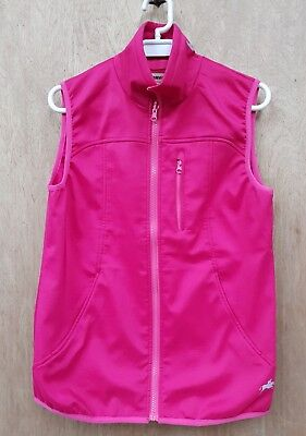 New ** Harry Hall ** Pink Gilet Size 12