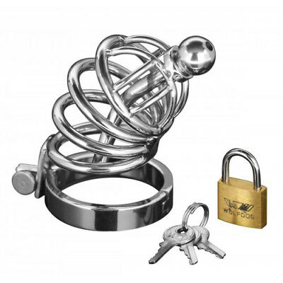 Asylum Ring Locking Kuisheidskooi - M/L