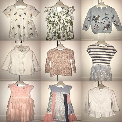 12-18 Month Girls Bundle Next. 11 pieces all photos on separate