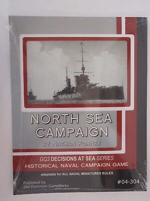 General Quarters - North Sea Campaign Supplement by Old Dominion GameWorks
