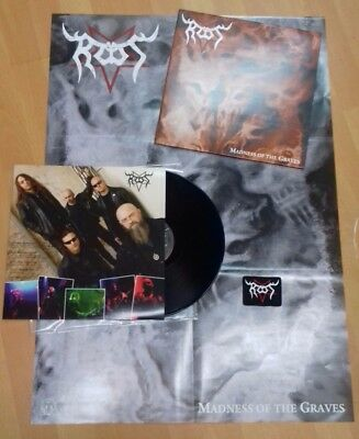 Root - Madness Of The Graves Lp beherit masters hammer sabbat nunslaughter