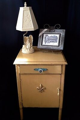 Antique French Style Arles Petite Cabinet