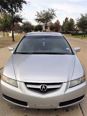 2006 Acura TL  Used 2006 Acura TL with Navigation / Leather / Sunroof, Single Owner, 110K miles