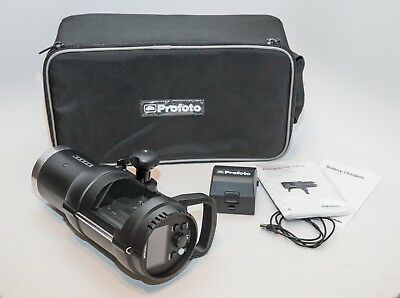 Profoto B1 500 AirTTL Battery Powered Monolight Flash with case