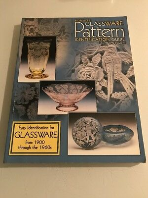 Florence's Glassware Pattern Identification Guide Volume II / From 1900-1960s