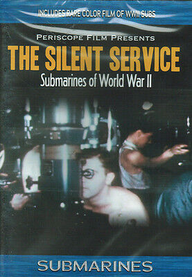 Silent Service in WWII Submarine U-505 capture DVD