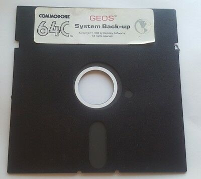 commodore 64 system back-up