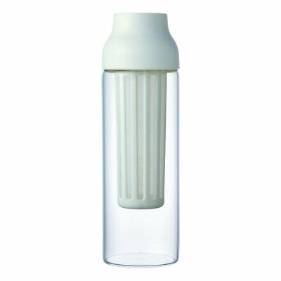 KINTO CAPSULE Cold Brew Carafe 1L 1,000ml White 26471 from JAPAN