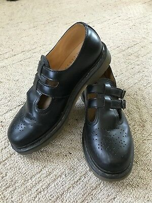 Dr Martens Mary Janes UK SZ 8