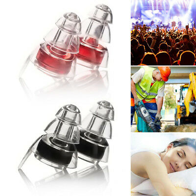 Earplugs Pro Ear Plugs Clubs Hearing Protection Loud Music Noise Sound Concert