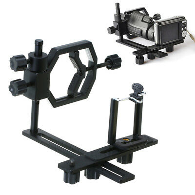 Sport Scope Spotting Telescope Mount Holder Stand Camera Mobile Phone Adapter