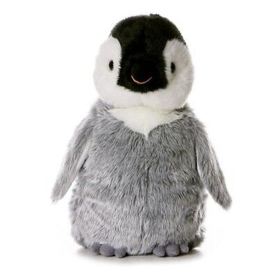 Penguin Plush Stuffed Animal 12inch Toy Aurora Soft Silky Gift Kids Toddlers NEW
