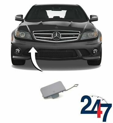 Genuine Mercedes-Benz W204 C-Class Front Bumper Tow Eye Cover A20488501249775