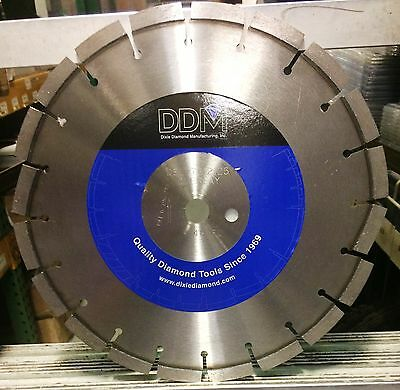 Dixie Diamond Dslp7812125 12X.125X1/20Mm Wet/dry Cut Asphalt/overlay Blade