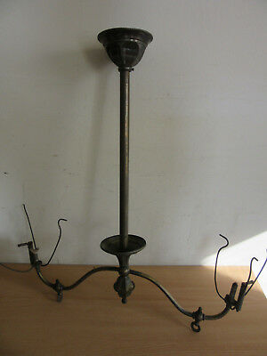 Antique Gas Lamp Lighting Ceiling chandelier fixture with strikers