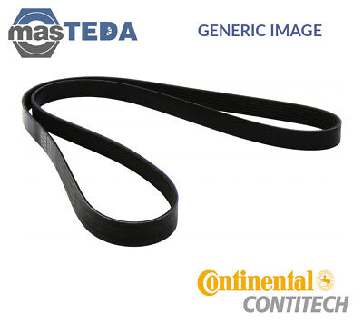 New Contitech Micro-V Multi Ribbed Belt Drive Belt 4Pk750 I Oe Replacement