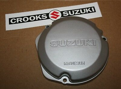 NOS 11351-43D00 Genuine Suzuki RM125 Magneto Cover / Left Hand Engine Cover