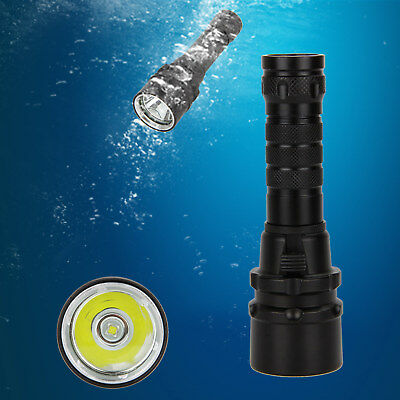 Tauchen 8000Lm XM-L2 LED Diving Tauchlampe Taschenlampen 18650 Akkrus bis 100m