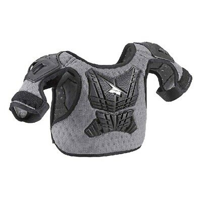 AXO KIDS YOUTH BODY ARMOUR ROOST GUARD PROTECTOR MOTOCROSS DIRT BIKE (2-4) yrs