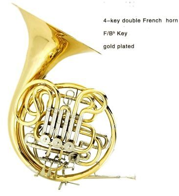new professional double French Horn kit:F/Bb key #36768