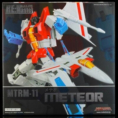 Maketoys MTRM-11 Howling Meteor (3rd Party Starscream)