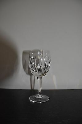 """Waterford Crystal Kildare Water Goblet  7""""  - Mint"""