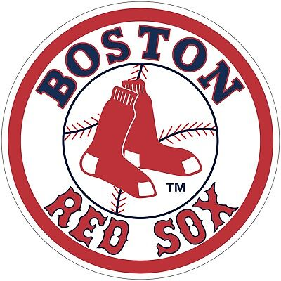 """Boston Red Sox MLB Vinyl Decal redsox - You Choose Size 3""""-28"""""""