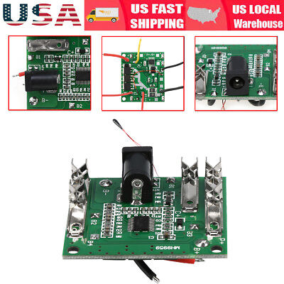 5S18V20A PCB Li-ion Lithium Battery Protect Circuit Module Board BMS Drill Tools