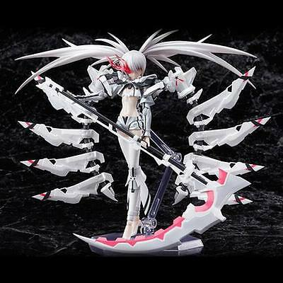 Hot! Anime Gift White Rock Shooter figma SP-033 Movable toys PVC Figure No box
