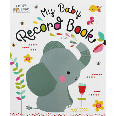 My Baby Record Book by Veronique Petit (Hardback), Non Fiction Books, Brand New