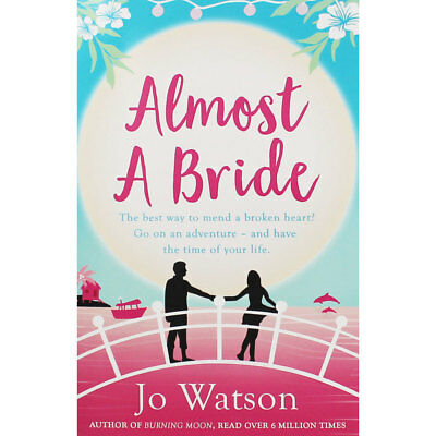 Almost A Bride by Jo Watson (Paperback), Valentines, Brand New