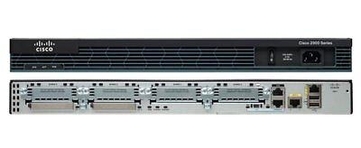 Brand New CISCO 2901-SEC/K9 - Cisco 2901  w/SEC license + 1 Year Warranty