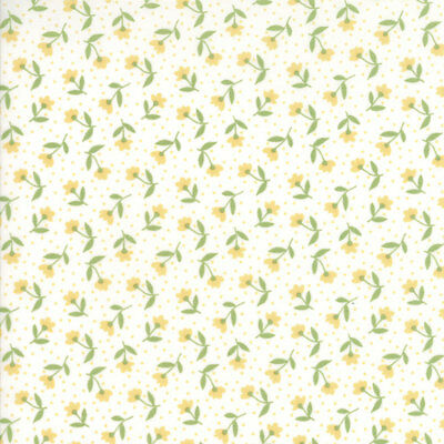 Moda Fabric Farmers Daughter Bloom Toss Pink Lemonade Per 1//4 Metre