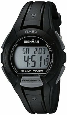 Timex Corporation Mens Ironman EssentialBlack Resin Strap Watch- Pick SZ/Color.
