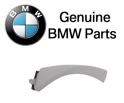 For BMW E90 3-Series Right Inner Door Panel Handle Outer Trim Cover Genuine