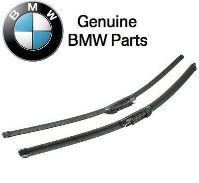 Genuine Clear White Side Indicator Lights Pair Fits BMW 6 Series E63 E64 04-2010