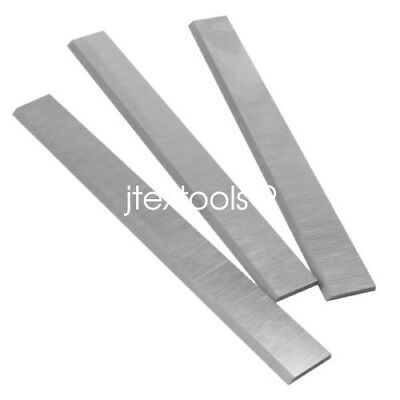 3x Jointer Knives 6 inch Compatible Delta 37-190, 37-658, 37-205, 37-220, 37-195