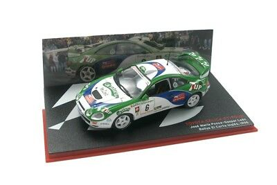 Toyota Celica GT-Four GT-4 (1996) El Corte Ingles 1:43 Ponce / Leon