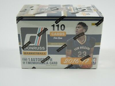 Panini NBA Basketball Donruss 2016-17 Blaster Box NEU OVP