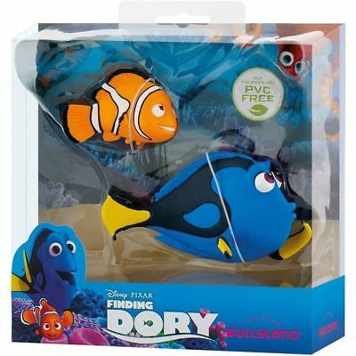 Bullyland 12065 Disney Pixar Finding Dory 2 figure pack Dory and Marlin