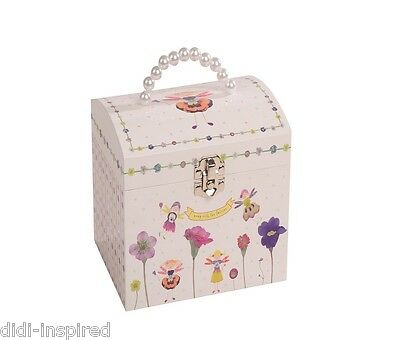 'Petal Fairy' Musical Jewellery Box by Floss and Rock Girls Childrens