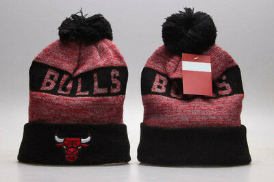 Chicago Bulls NBA Team Beanie 2018