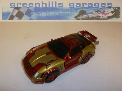 Greenhills Carrera Go!!! Marvel Comics Iron Man - 1:43 SCALE - NEW  - 19507