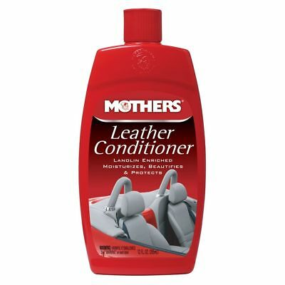 Mothers Leather Conditioner 355ml 656312 Free Shipping!
